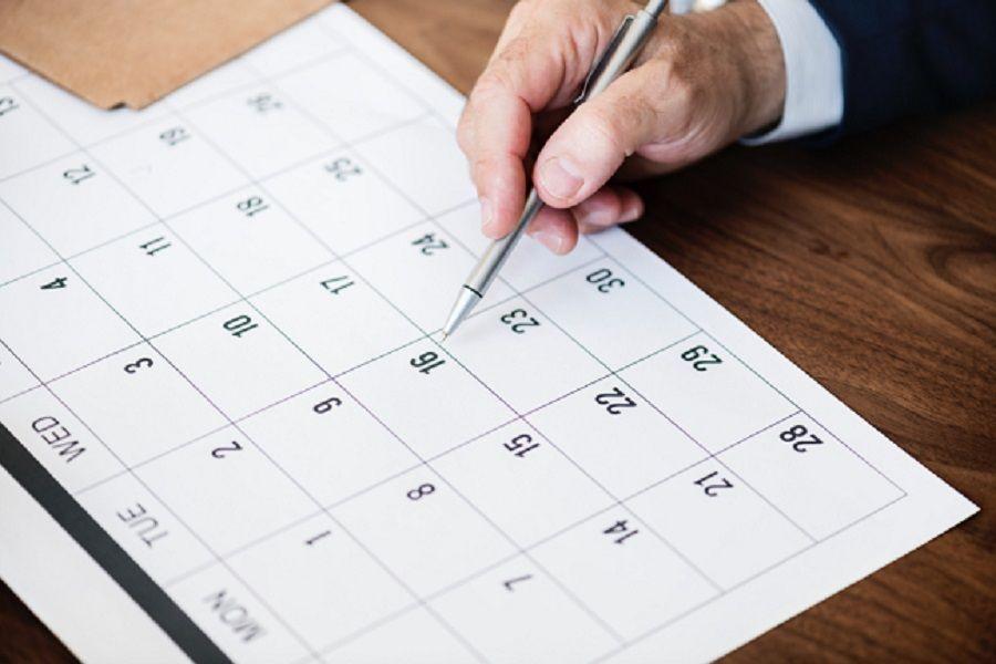 Imagen con la duración de los contratos de formación