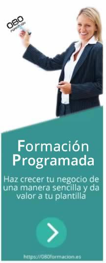 Catalogo 2018 Formación Programada