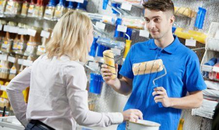 Oferta de Empleo – Ayudante en Tienda de Pintura (PROCESO DE SELECCIÓN FINALIZADO)