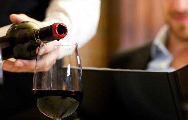 Servicio de vinos (90h)