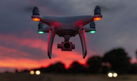 ¡Cuidado! Los drones han venido para facilitarnos la vida.