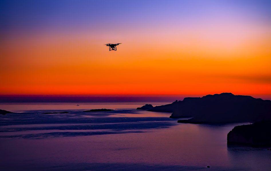 drones, el futuro es ahora