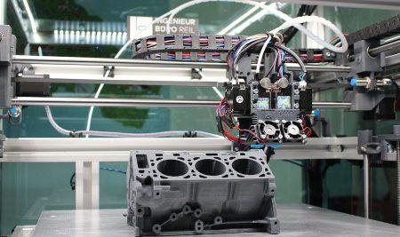 Las impresoras 3D y otros encantos de la tecnología