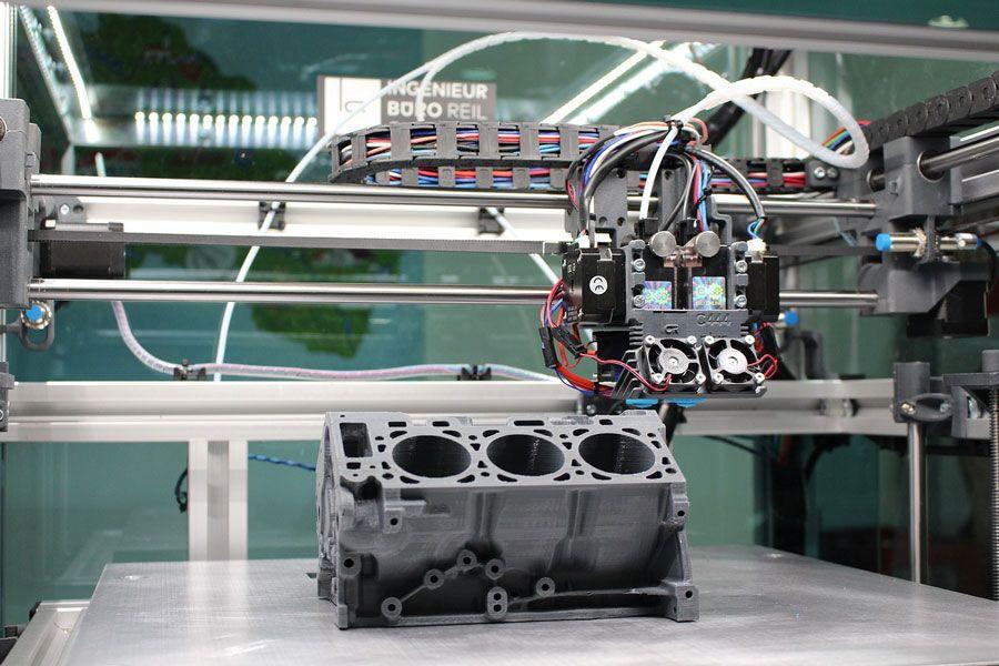 Usos de las impresoras 3D