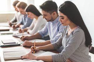 recibiendo formación bonificada para trabajadores