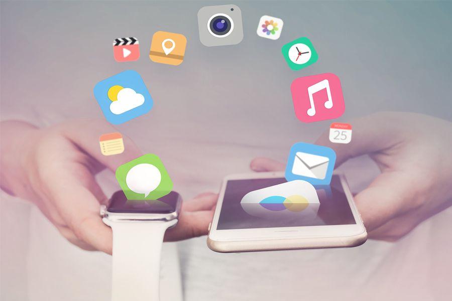 imagen aplicaciones móviles