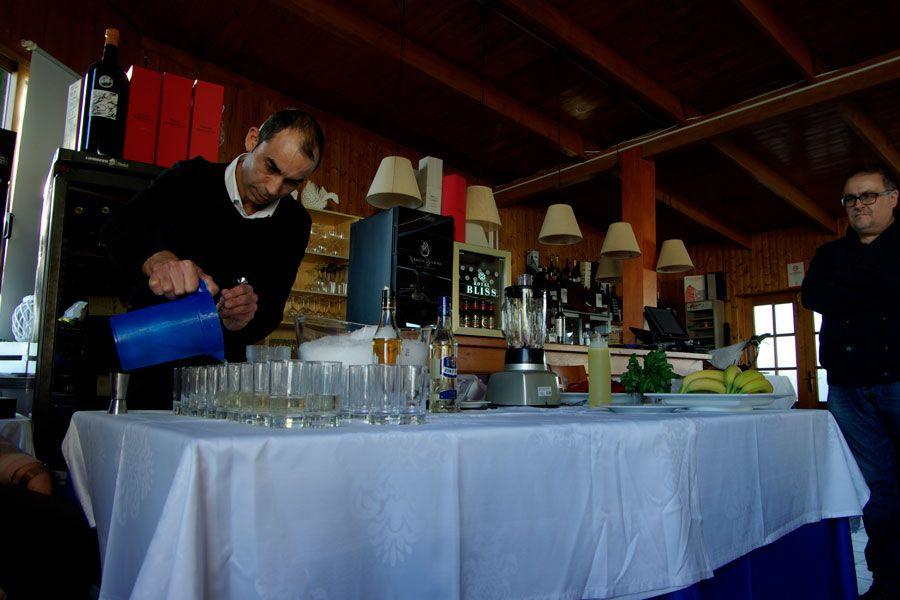 Restaurante El Náutico excursión escuela de hostelería