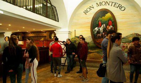 Visita a Ron Montero y restaurante El Náutico