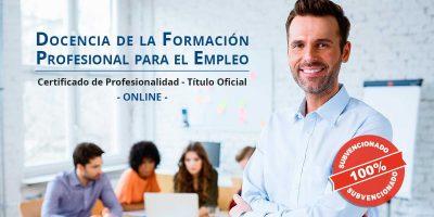 Docencia del Empleo para la Formación Profesional (Matricula cerrada)