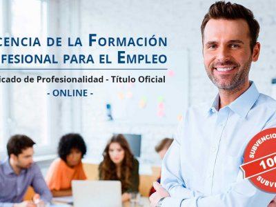 Docencia del Empleo para la Formación Profesional (Matrícula Abierta)